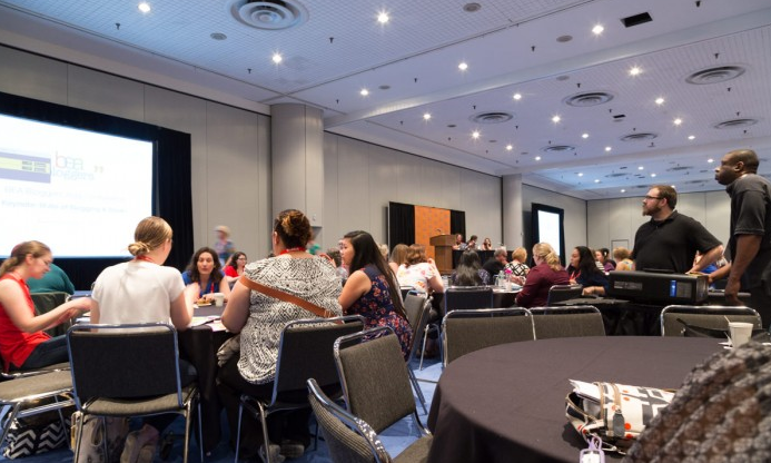 Blogger Con at BEA 2015